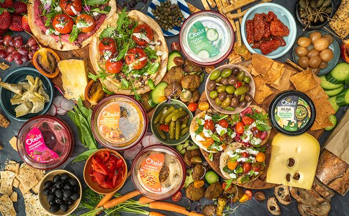 Celebrate Father's Day with this grazing platter