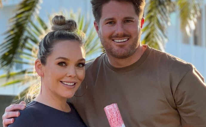 Married At First Sight stars Bryce Ruthven and Melissa Rawson share an exciting gender reveal update