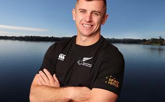 Kiwi Paralympic kayaker Corbin Hart's unstoppable romance