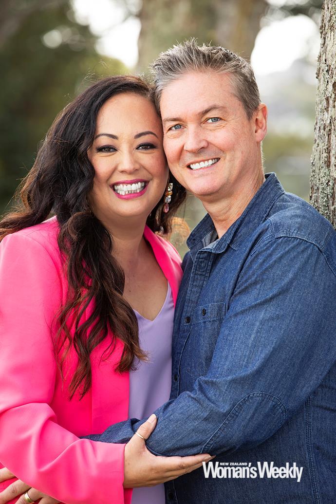 Leah nursed husband Mike through his heart attack.