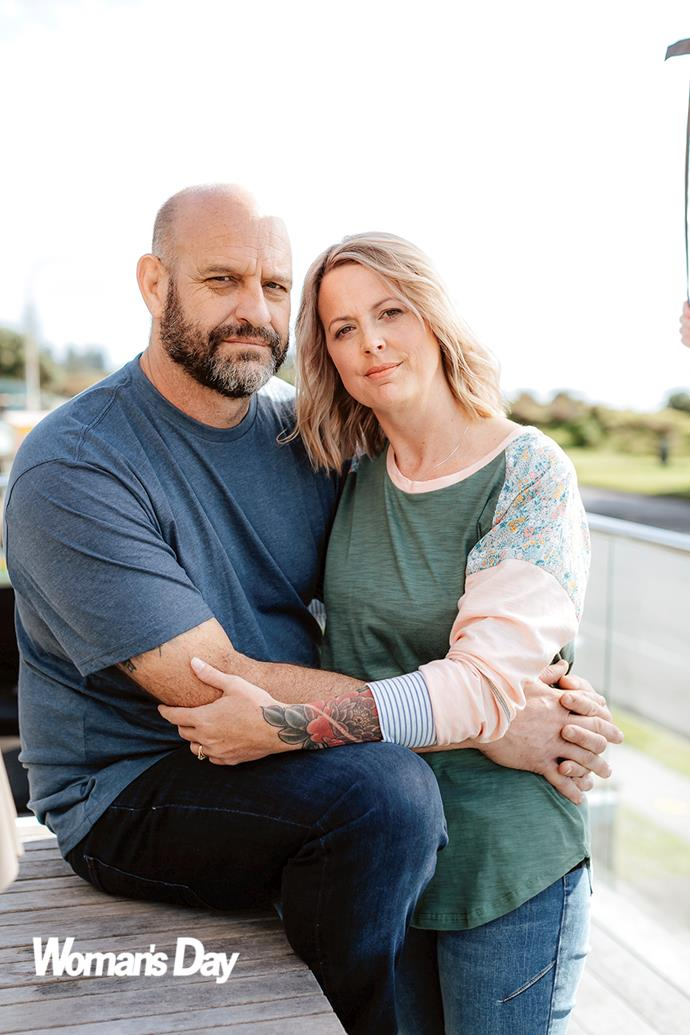 Since the tragedy, the couple have been raising money to support Mike King's charity.