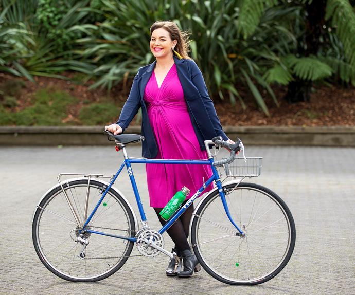 Green MP Julie Anne Genter's pregnancy joy