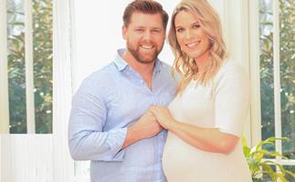 The Block NZ's Emmett is having a boy!