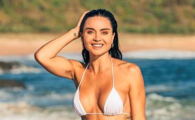 Celebrity Treasure Island's Edna Swart reveals her battle with self-confidence
