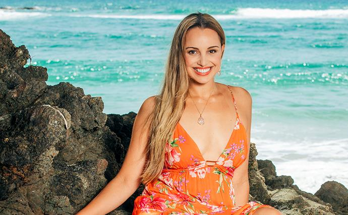 Jess Tyson's secret weapon to win Celebrity Treasure Island