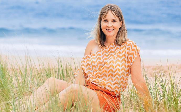 Angela Bloomfield's rocky ride on Celebrity Treasure Island