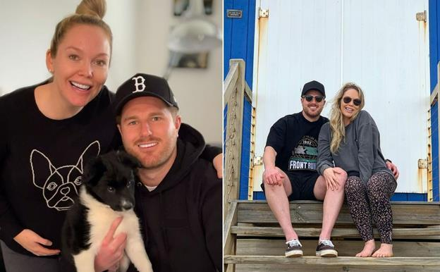 MAFS' Bryce Ruthven and Melissa Rawson celebrate an important win for their twins in the hospital