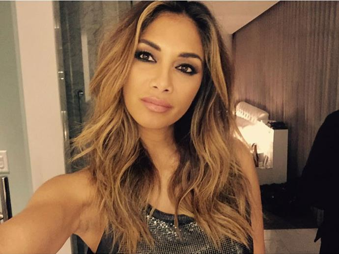 Former Pussycat Dolls singer Nicole Scherzinger was a guest judge on *The X Factor*. Photo: Instagram