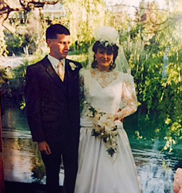 Martin Schofield and Katrina Drummon married in 1989.