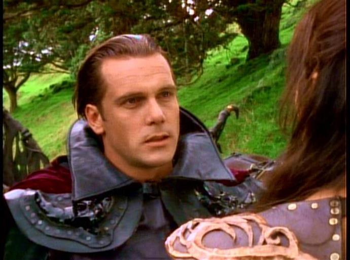 Of course, some fans may also remember Erik's early days as Hades in the *Hercules* and *Xena* TV series!