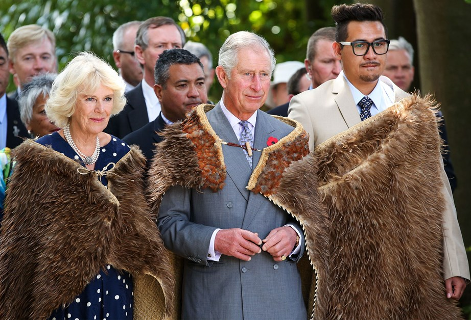 Prince Charles and Duchess Camilla will visit New Zealand between November 17th to 25th. *(Image: Getty)*