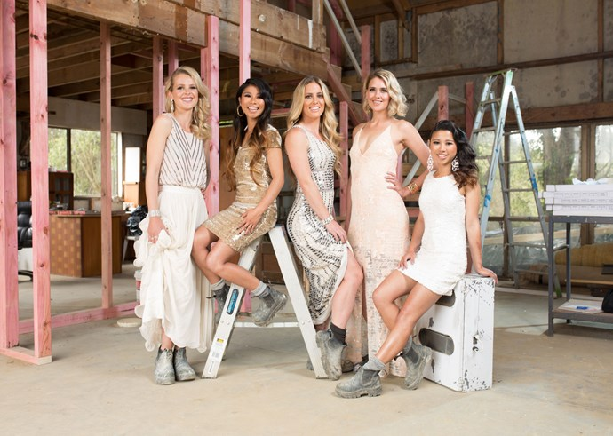 Despite being on primetime TV – something newsreaders and actresses alike take on only with the help of a team of make-up artists and stylists – these women have been appearing on TV3 screens week in, week out with hardly a skerrick of make-up, and they're completely unfazed.