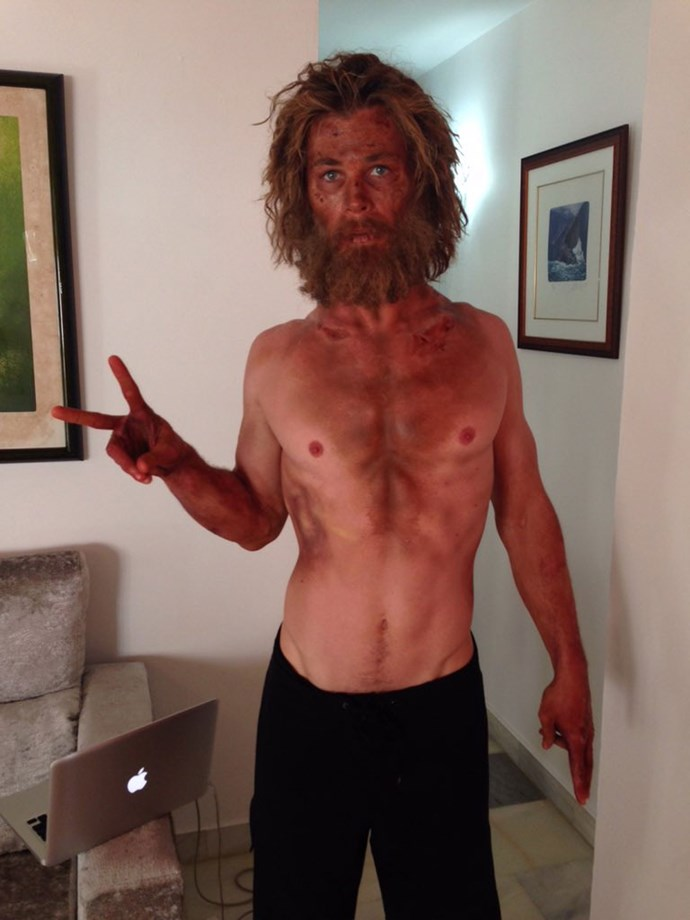 Photo: Twitter/chrishemsworth