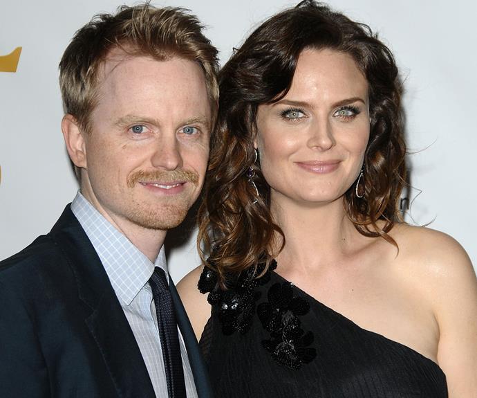 *Bones* star Emily Deschanel welcomed her second child with husband David Hornsby in June.