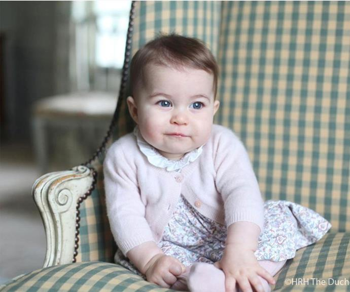 The Duke and Duchess of Cambridge welcomed their second child, Princess Charlotte, on May 2 this year. Photo: Getty