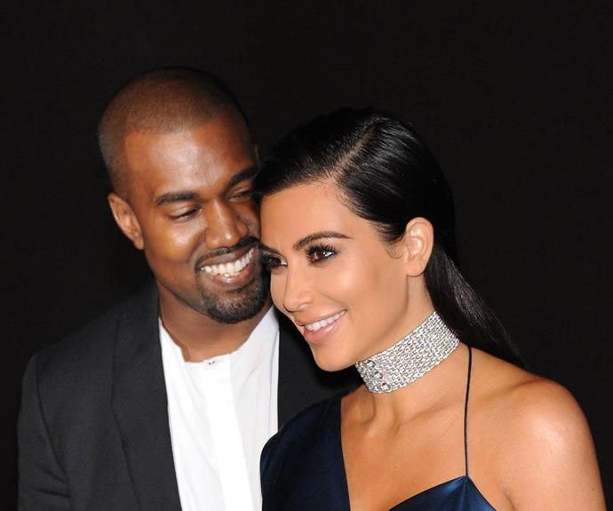 Kim Kardashian and Kanye West welcomed their son Saint on December 5 this year.