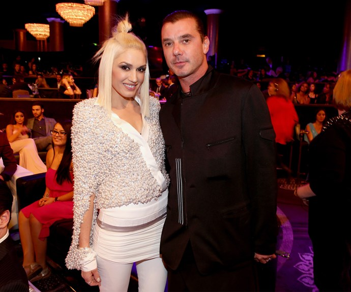Gwen Stefani and Gavin Rossdale announced they were separating in August this year, after 13 years of marriage. Rumours of Gavin's affair with the family nanny immediately followed, but Gwen seems to have moved on with new love Blake Shelton.