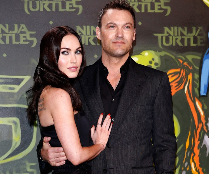 After 11 years together, Megan Fox and Brian Austin Green's split in August. The couple had been dating since Megan was 18 and have two sons together, Noah and Bodhi.