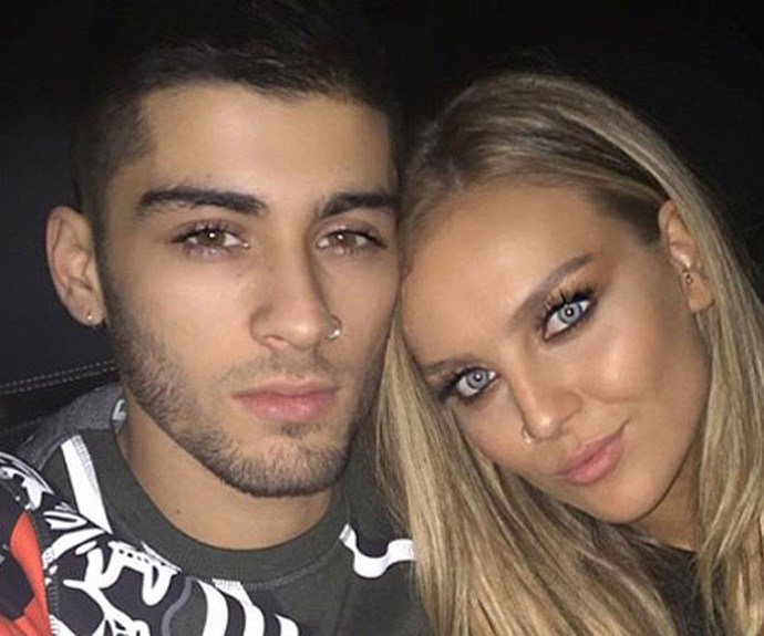 After weathering more than one alleged cheating scandal during their relationship, *X Factor* sweethearts Zayn Malik and Perrie Edwards called off their engagement in August. The breakup came shortly after pictures emerged of Zayn cuddling up to a woman while out partying in Thailand, prompting the ex-One Direction singer to post an apology on Twitter.