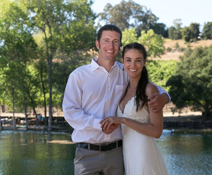 Kiwi presenter Shannon Ryan's big day was beautifully bohemian! She wed longtime love Justin Greenwood in sun-drenched Sonoma Valley, California.