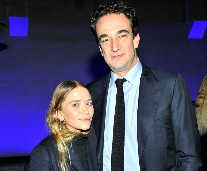 Mary-Kate Olsen married French banker Olivier Sarkozy, her boyfriend of three years, in November in a private ceremony.