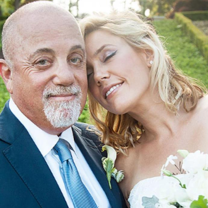 Billy Joel wed his fourth wife Alexis Roderick in July. The couple kept their nuptials a secret by leading guests to believe they were going to a Fourth of July party instead of a wedding!