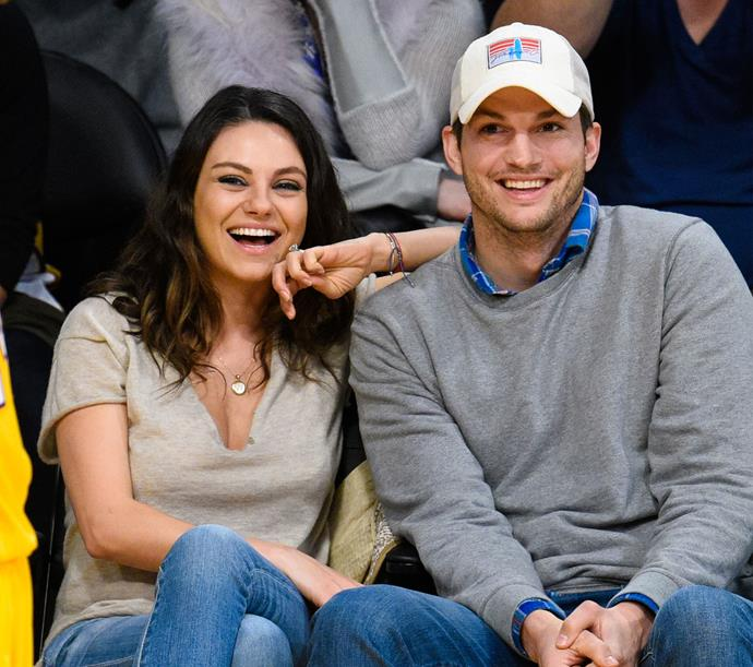 Mila Kunis and Ashton Kutcher are reported to have tied the knot earlier this year, although the intensely private couple have still refused to confirm their nuptials in an official statement. However, Mila did drop a few hints about the wedding during an interview with James Corden!