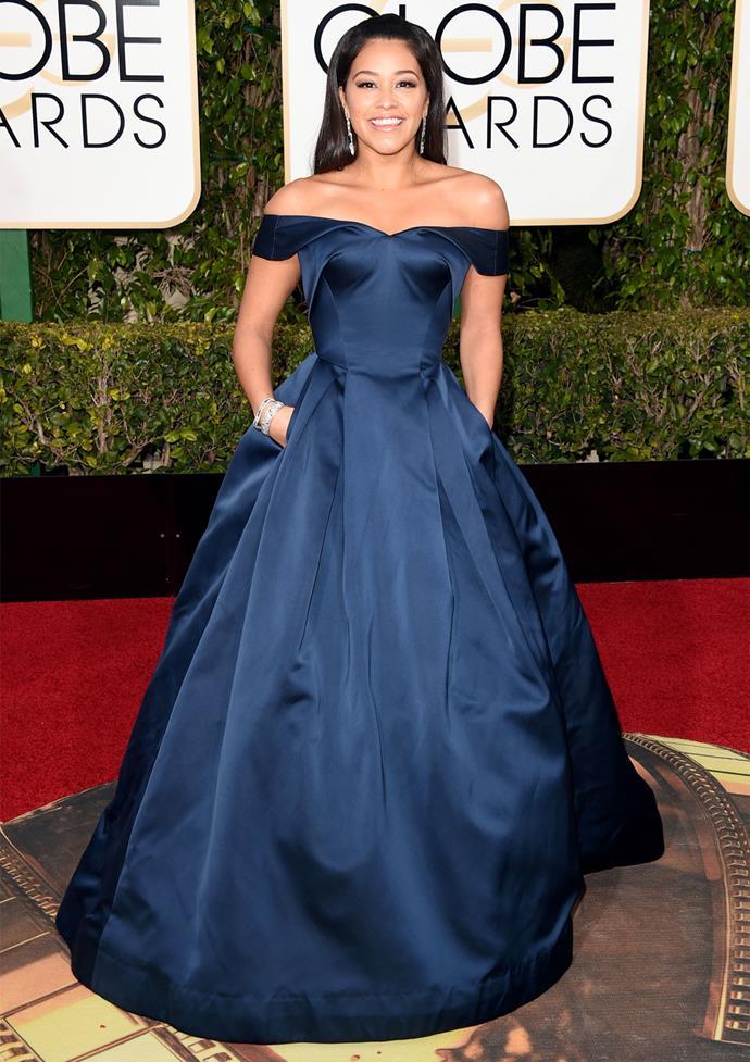 *Jane The Virgin* star Gina Rodriguez