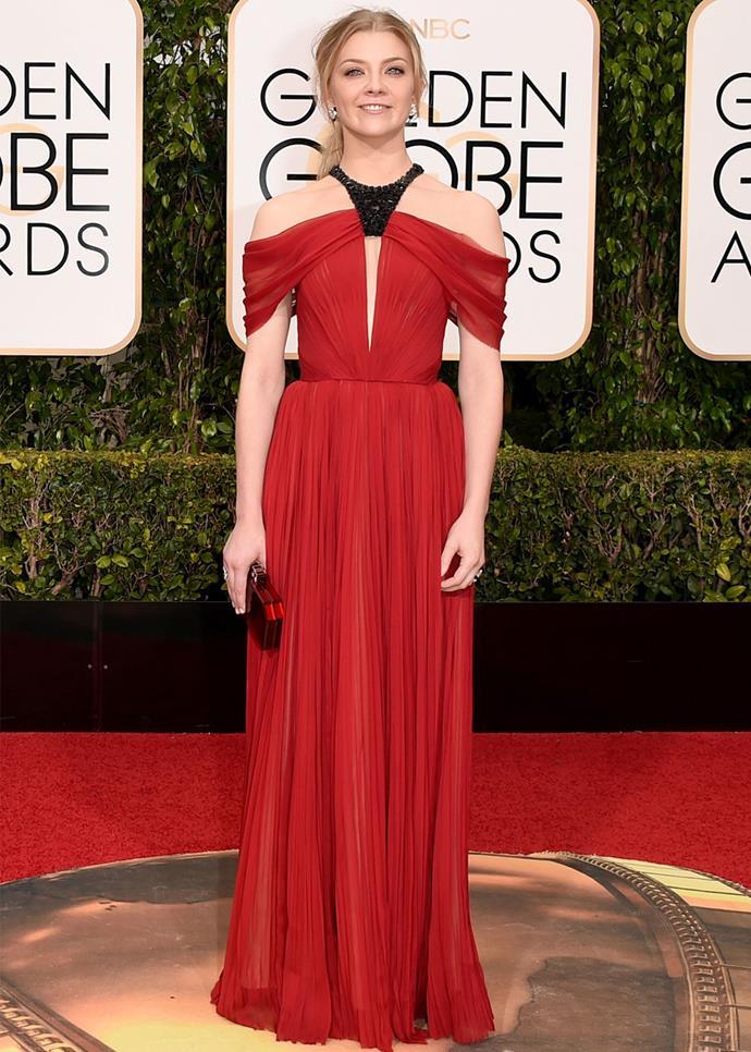 *Game of Thrones* star Natalie Dormer
