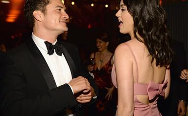 It's official! Katy Perry and Orlando Bloom take their romance public