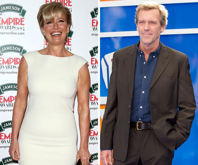 "Emma Thompson and Hugh Laurie met and dated during their student years at Cambridge University. While their romance didn't work out, the pair have remained friends and Hugh was there to see Emma receive her star on the Walk of Fame in 2010. ""She is a truly remarkable person, a very good friend, and I could not be prouder,"" he said at the time."