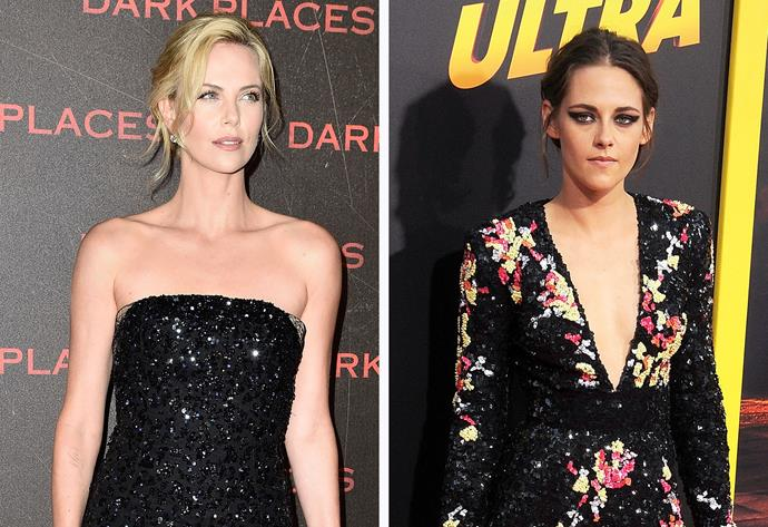 Fans are speculating wildly about Liam's new love, with guesses ranging from Charlize Theron to Kristen Stewart.