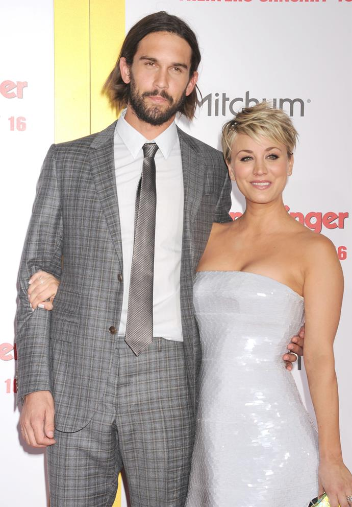 Kaley and Ryan announced their split last year. Photo: Getty