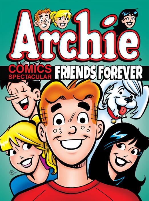 A look at Archie from the comic book series produced by Archie Comics