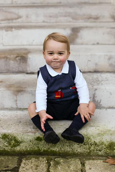 Who could forget these adorable Christmas photos of Prince George? The royal tot certainly looked festive in his woolen vest.