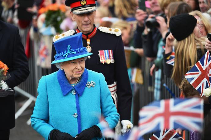 On September 9, the day she officially became the longest-reigning royal in the history of the monarchy, Queen Elizabeth II was on hand to open Newtongrange Station in Scotland.