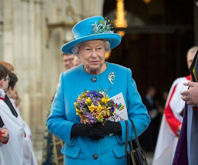 The royal family attended the annual Commonwealth Day service on March 14, 2016.