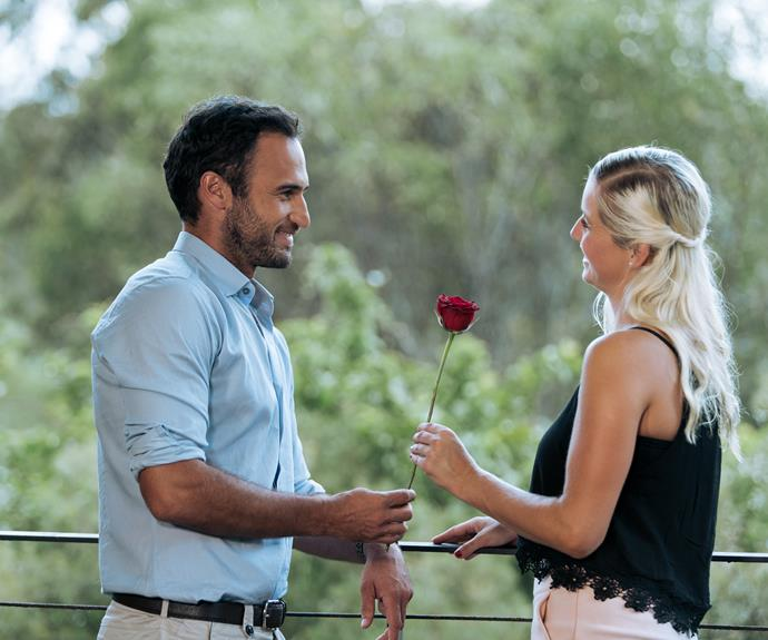 Fleur has made her feelings for the hunky Bachelor clear throughout the series.  **Watch the Bachelorette reveal why she doesn't want to lose Jordan in the next video**