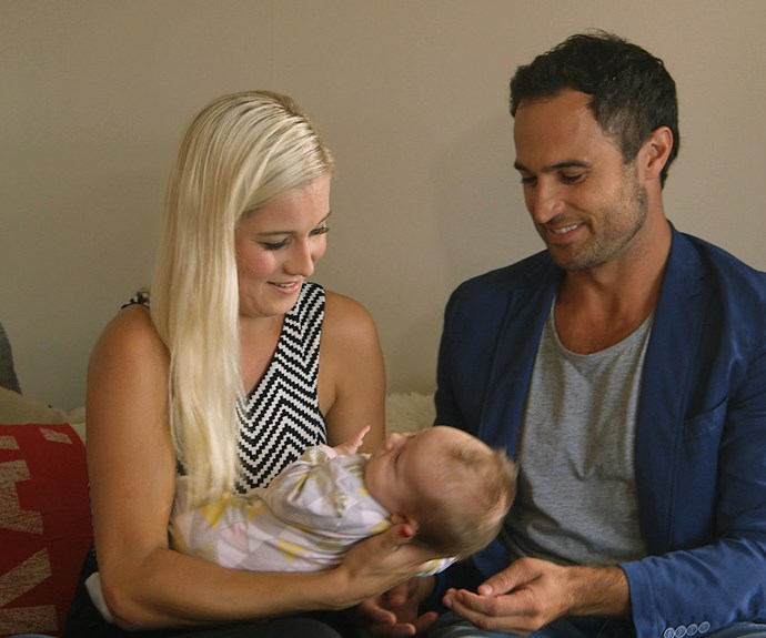 Jordan meets the newest member of Fleur's family.