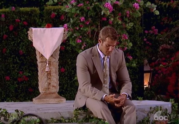 On season 11, Bachelor Brad Womack became the first in history to wind up alone at the end of the series after saying goodbye to both DeAnna Pappas AND Jenni Croft in the final episode. He would later have a second shot at love on the 15th season of *The Bachelor*, where he proposed to Emily Maynard (the two later split up).