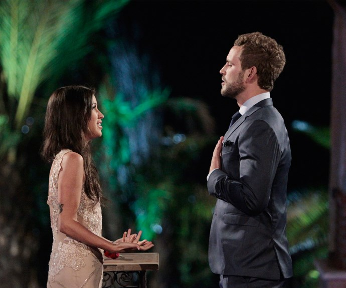 """On season 11 of *The Bachelorette*, Kaitlyn Bristowe and contestant Nick Viall's late-night rendezvous hit headlines when the two were shown heading back to Kaitlyn's hotel room after a date together. Kaitlyn later chose Shawn Booth as her final pick, after a heart-wrenching breakup with Nick in which he told her, """"It's not fair to tell me that what I feel, you feel the same. Because you don't and if you did, you'd have a ring on your finger right now."""""""