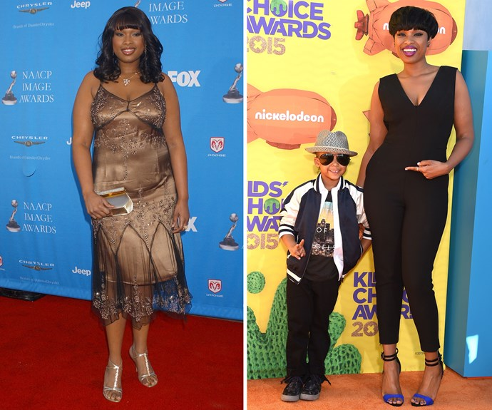 Oscar-winning actress/singer Jennifer Hudson stunned with her amazing weight loss transformation – so how did she do it? The 34-year-old revealed it's all about portion control for her, as well as staying active.