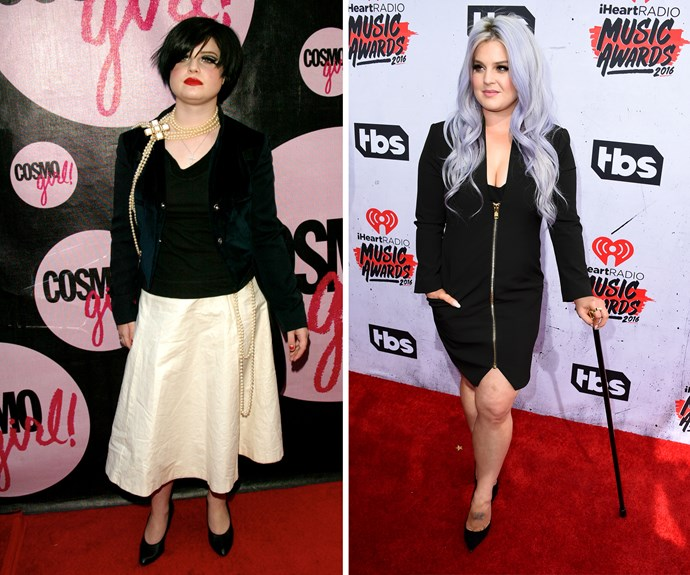 """Kelly Osbourne's approach to exercise is all about mixing it up - she told [*Fitness*]( http://www.fitnessmagazine.com/blogs/fitstop/2014/05/01/healthy-eating/kelly-osbourne-dishes-on-her-stay-slim-secrets/