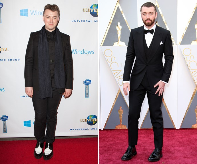 Sam Smith dropped a whopping three stone (19kg) following London-based nutritional therapist Amelia Freer's healthy eating guidelines, which include doing away with junk food and processed snacks.