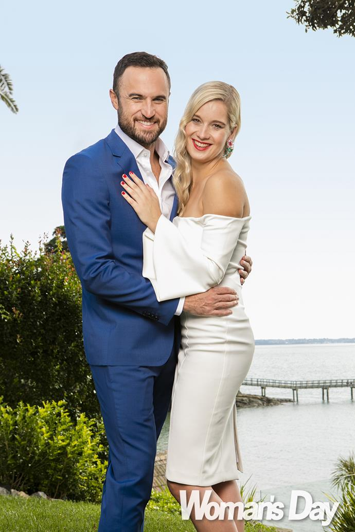 At the last rose ceremony - where Jordan gave Fleur a massive sparkler from Michael Hill in lieu of the traditional rose - it seemed the pair were set to move forward with life after the show.