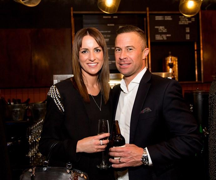 Susie Hickey and Noah Hickey. Photo: Carmen Bird