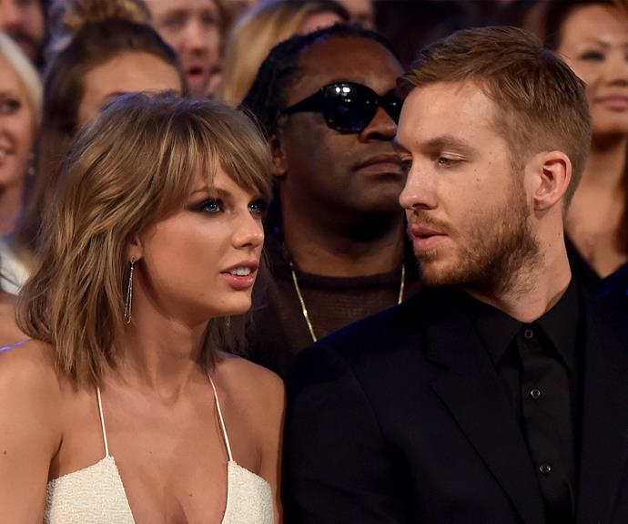 "Taylor Swift and Calvin Harris ended their relationship in June after just over a year of dating. Two weeks later, the singer was spotted with Tom Hiddleston - and Calvin doesn't seem to be happy, having since [lashed out at his ex](http://www.womansday.co.nz/celebrity/hollywood-stars/calvin-harris-slams-ex-taylor-swift-5236|target=""_blank"") over Twitter. **Watch Tom's awkward interview about Taylor in the next video**"