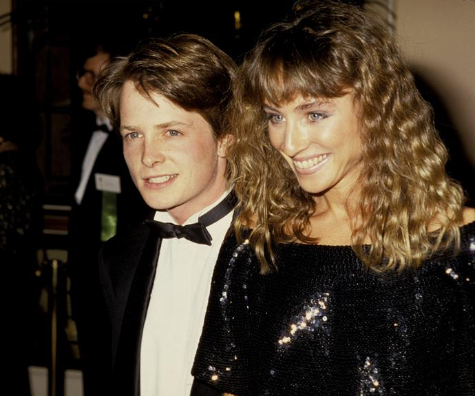 **Since 1988: Michael J. Fox and Tracy Pollan**  Loved-up Michael Fox married wife Tracy the year after they started dating! The pair met in 1985 on the set of *Family Ties*, but were both dating other people at the time. Fate brought them back together again on the set of *Bright Lights, Big City* in 1987 and they started dating.