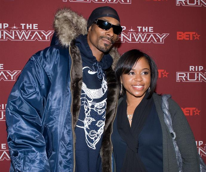 **Since 1997: Snoop Dogg and Shante Broadus** These high school sweethearts actually divorced in 2004 citing irreconcilable differences. Those differences proved reconcilable, because they re-married in 2008.