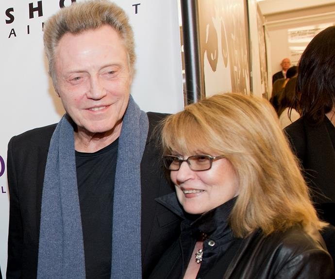 **Since 1969: Christopher Walken and Geogianne Walken** Despite their nearly-50-year marriage, Christopher and casting director Georgianne have no children, which is how he thinks he has been able to have such a prolific career. They do, however have a cat named Bowtie, after the passing of their previous cat, Flapjack.